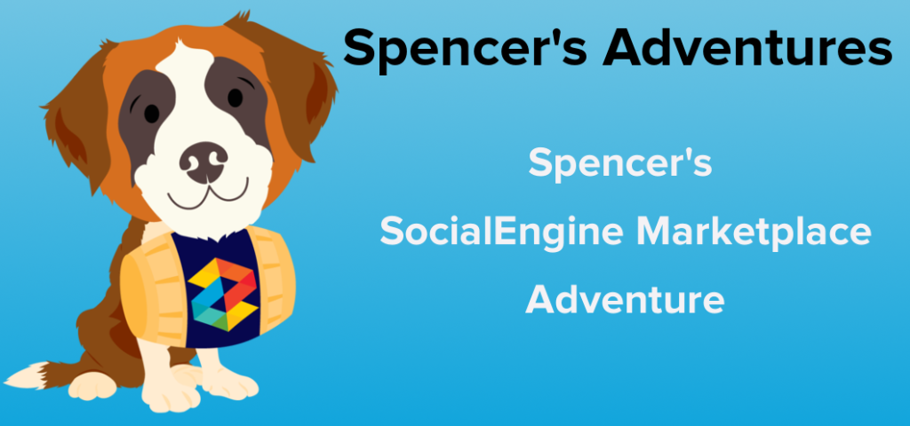 Spencers adventures in SocialEngine